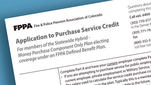Generic FPPA form header